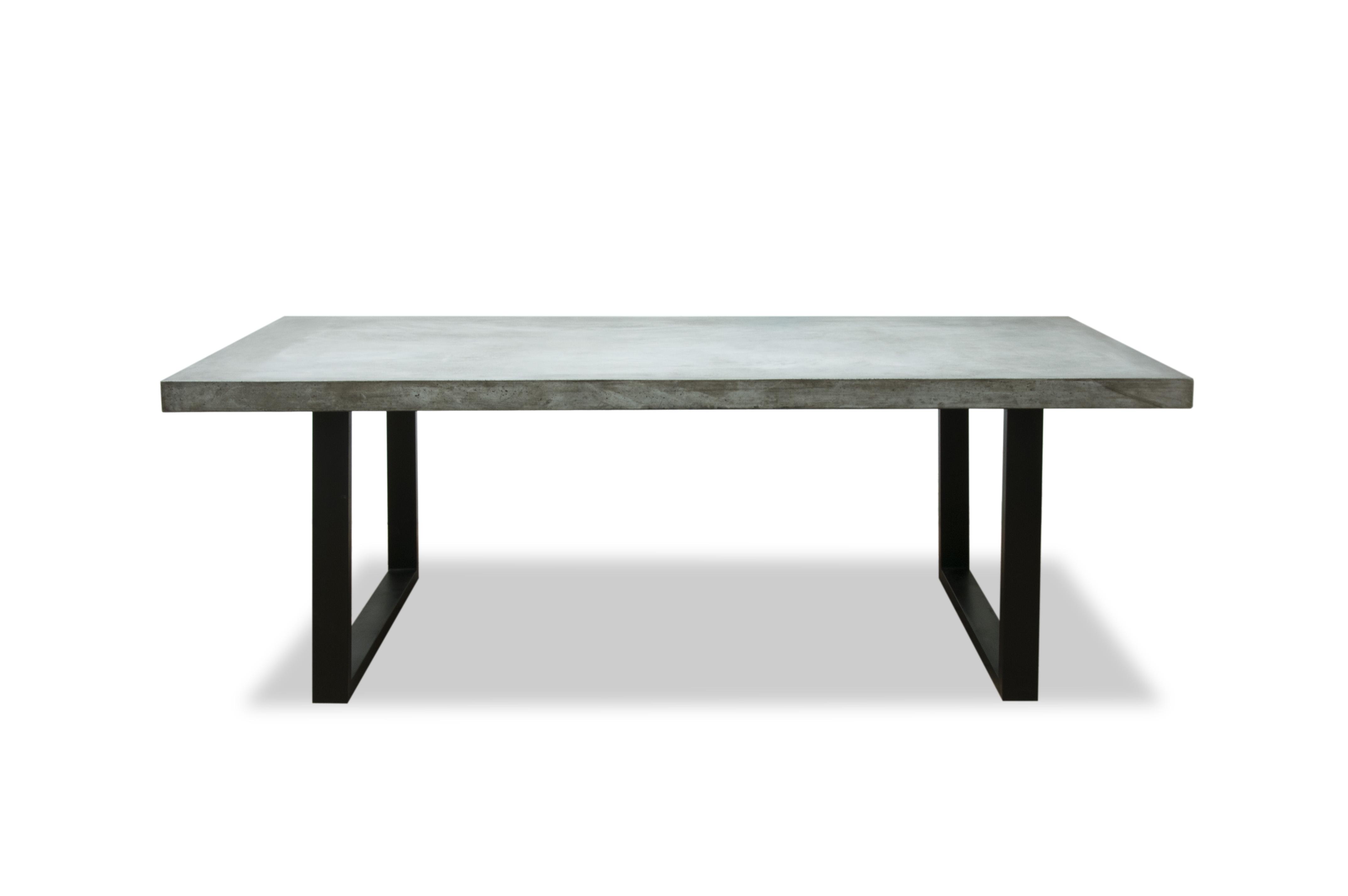 Solid U Tisch - 220x100x77 cm