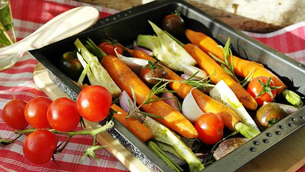 """17.06.2021  Napoleon Grillseminar """"Geschmack pur – einfach, lecker, vegetarisch"""""""