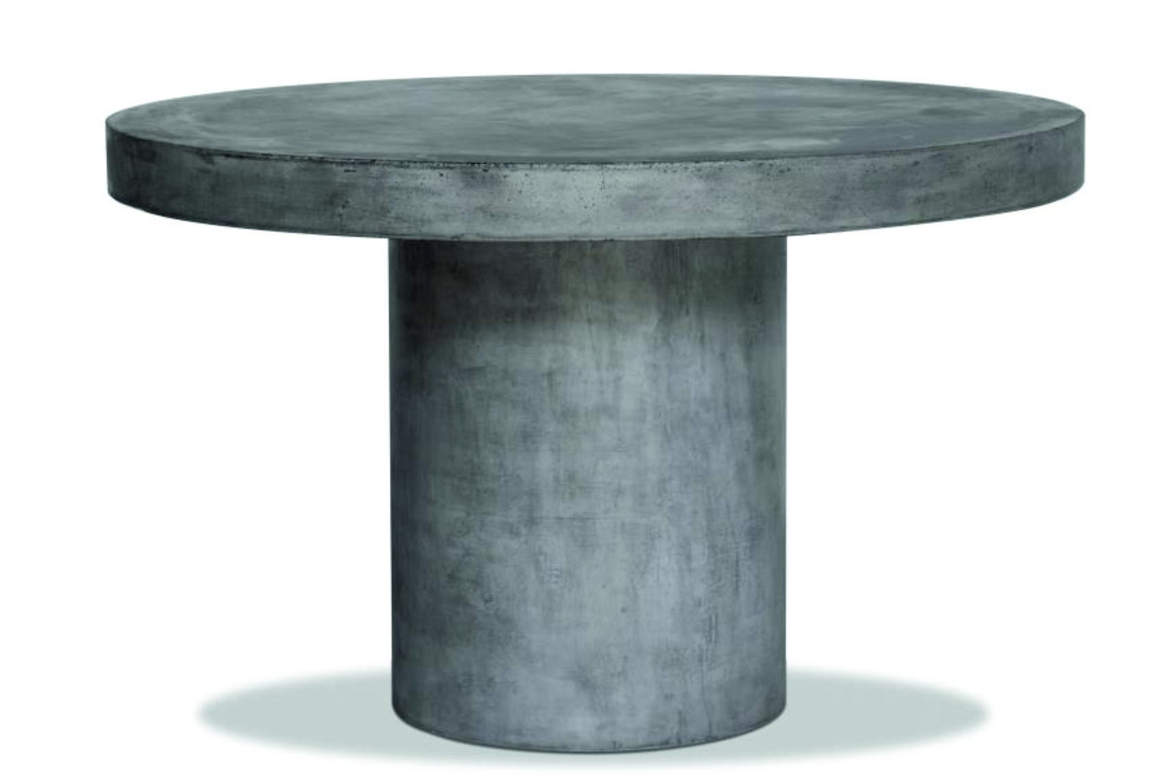 Solid One Tisch rund -  Ø120x77 cm